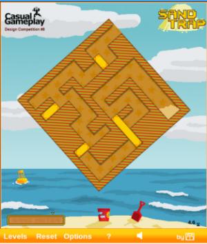 Game-Sandtrap