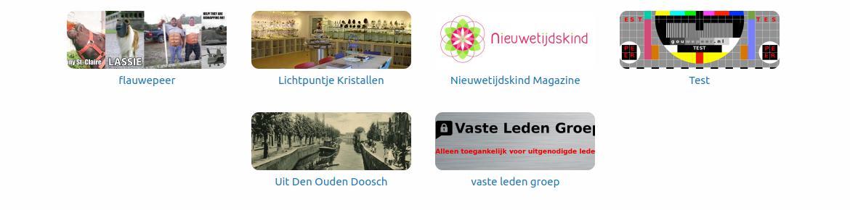 screenshot groepen