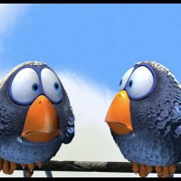 For The Birds True 1080p with Original Audio - YouTube